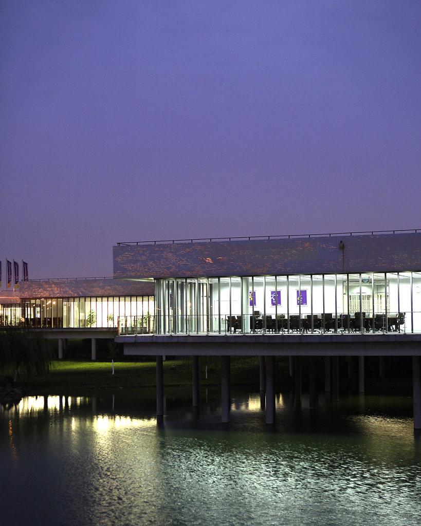 WTec Architecture - China